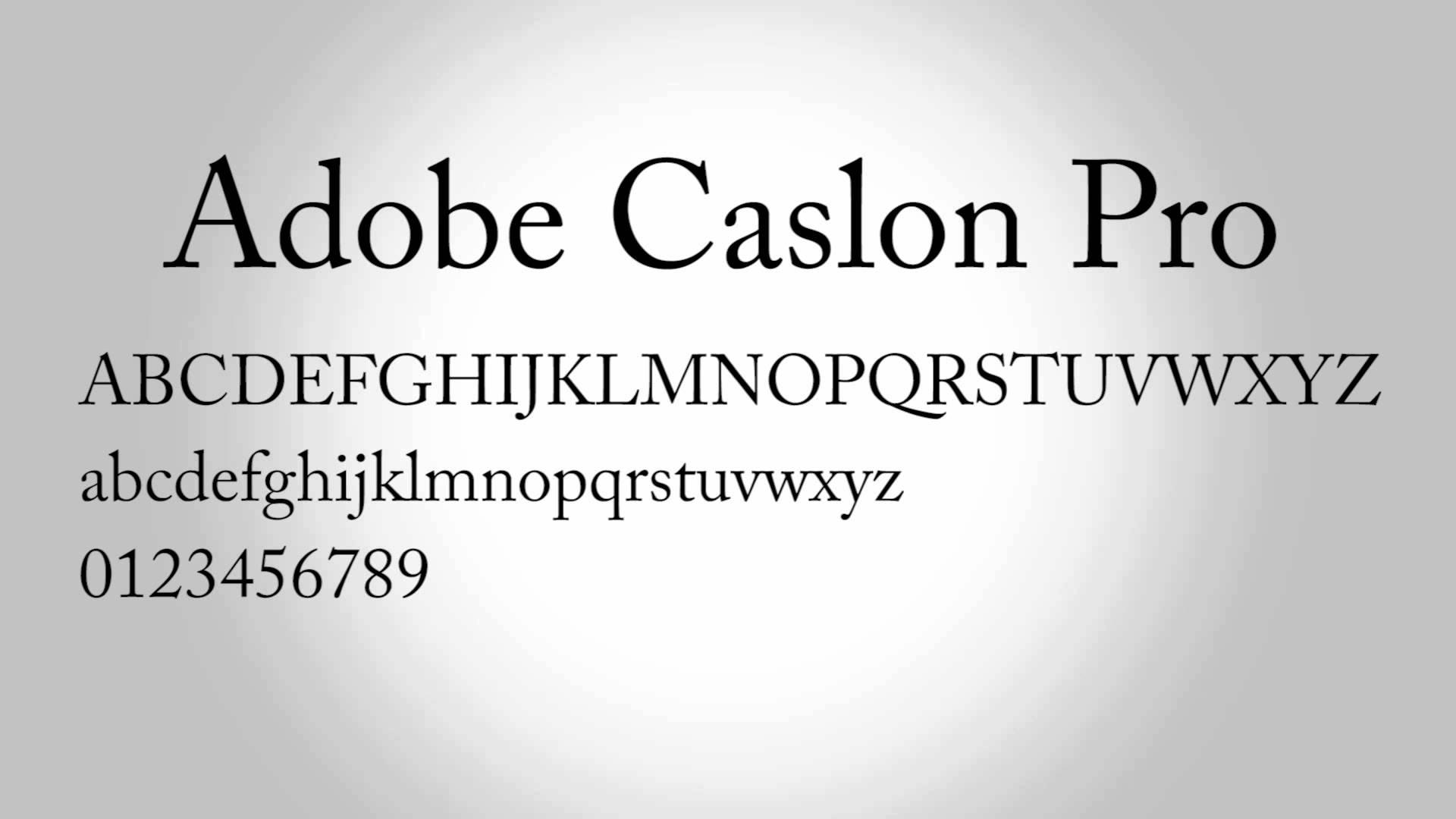 adobe caslon pro bold italic font free download