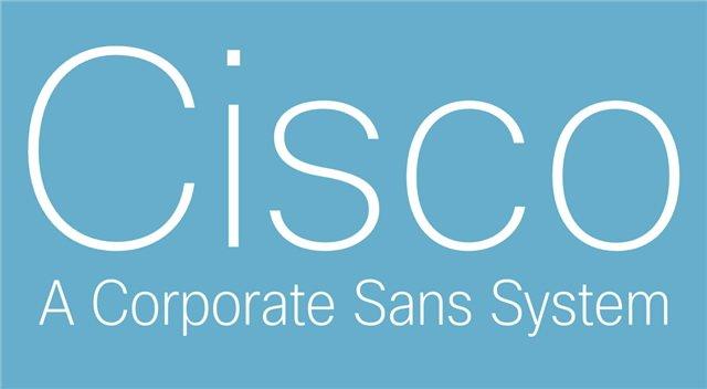 Cisco Sans font download for Web, Figma or Photoshop